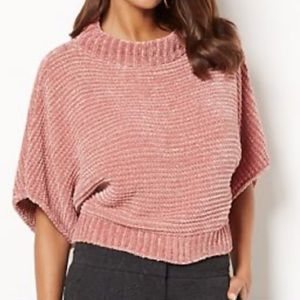 Eva Mendes Collection Sigrid Chenille Sweater